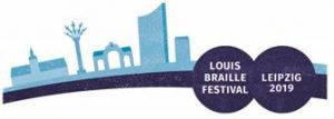Kooperationspartner: Logo des Louis Braille Festes