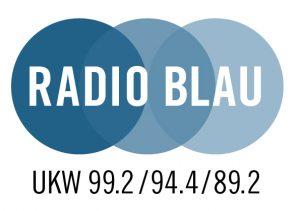Logo von Radio Blau